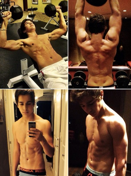 Sexy Selfies: Austin Mahone