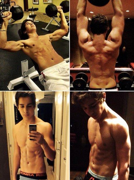 Sexy Selfies: Austin Mahone