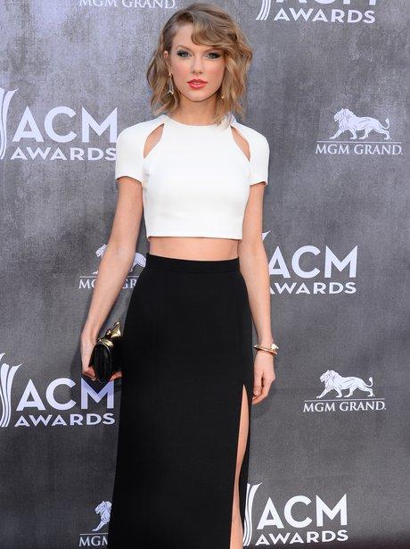 Taylor Swift ACM Awards 2014