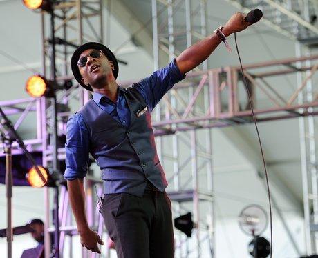 Aloe Blacc Coachella Festival Set 2014