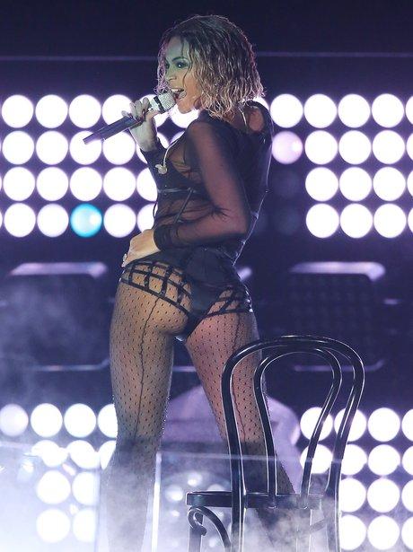 Beyonce Grammys 2014