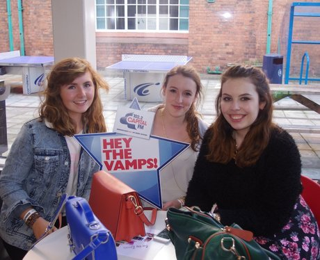 Capital Exposed with The Vamps
