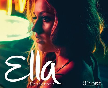 Ella Henderson 'Ghost' artwork