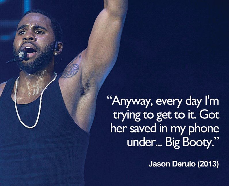 Jason Derulo 'Talk Dirty' Lyrics