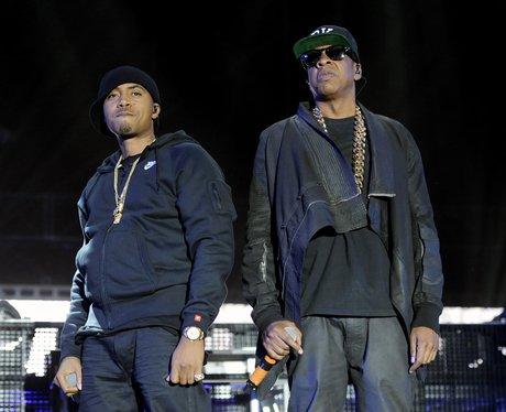 Jay-Z Coachella Festival Set 2014
