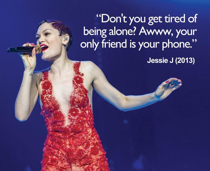 Jessie J 'It's My Party' Lyrics