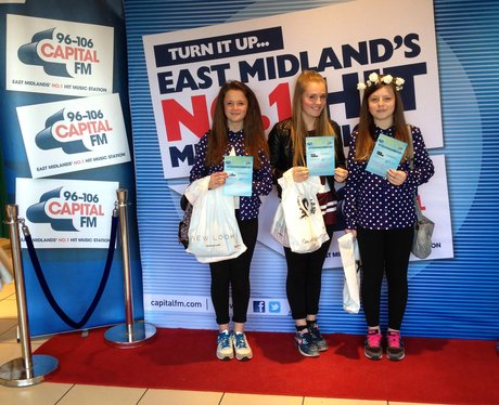 LMF at New Look Leicester