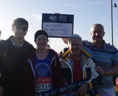 Street Stars at London Marathon