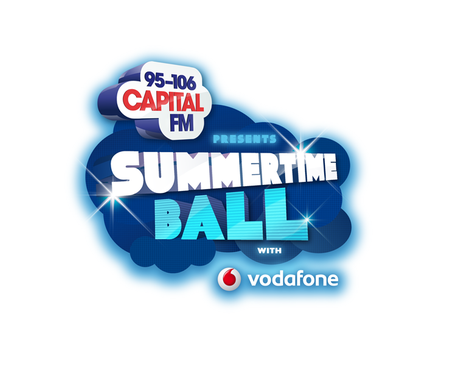 Capital Summertime Ball 2014 Official Logo