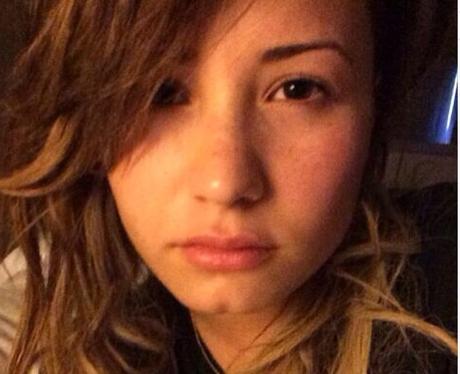Demi Lovato No Make-Up