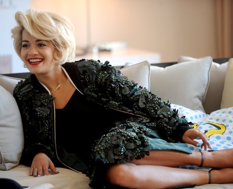 Rita Ora Rimmel 2014