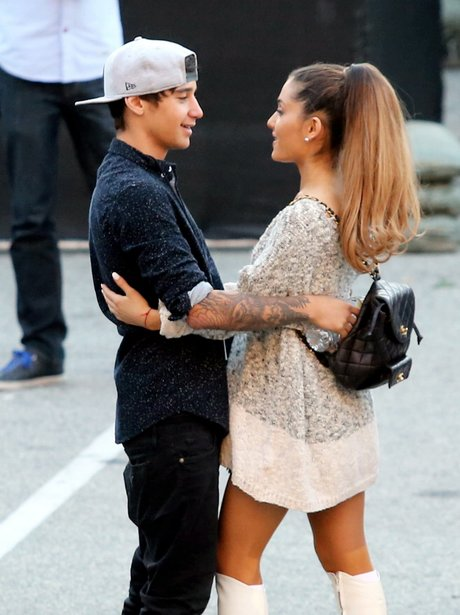 Ariana Grande And Jai Brooks
