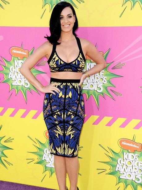 Katy Perry Nickelodeon's Annual Kids Choice Awards