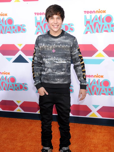 Austin Mahone Teennick Awards
