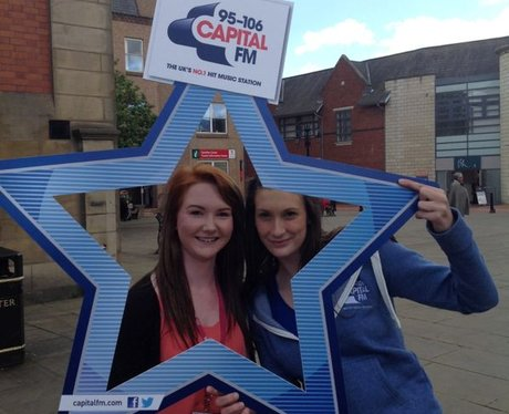 Capital North West & Wales Launch