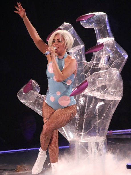 Lady Gaga ARTPOP Tour 2014