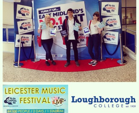 LMF at Lougborough College