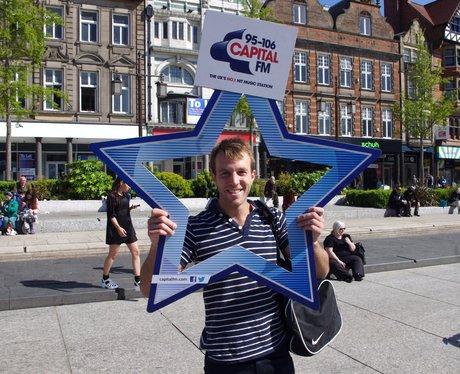 LMF at Old Market Square Nottingham