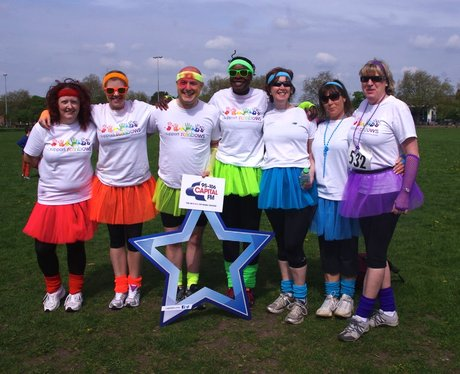 Nottingham Rainbow Run