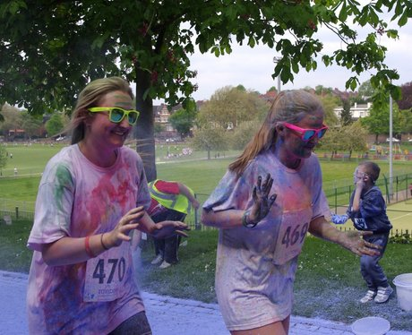 Nottingham Rainbow Run 2