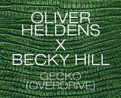 Oliver Heldens Becky Hill Gecko