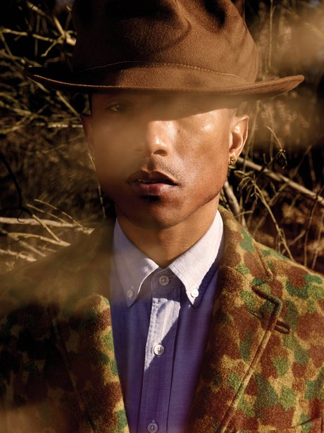 Pharell Notion Magazine 201
