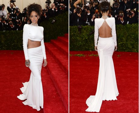 Rihanna MET Ball 2014