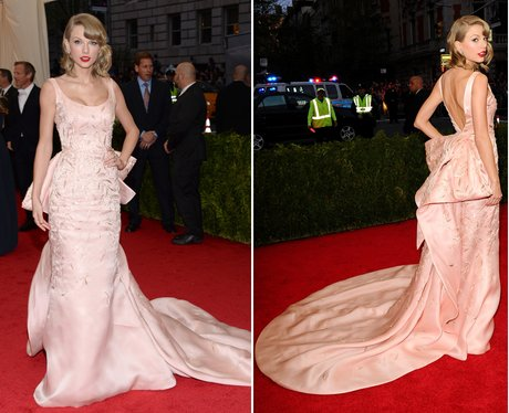 Taylor Swift MET Ball 2014