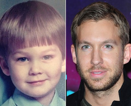 Calvin Harris Baby Picture