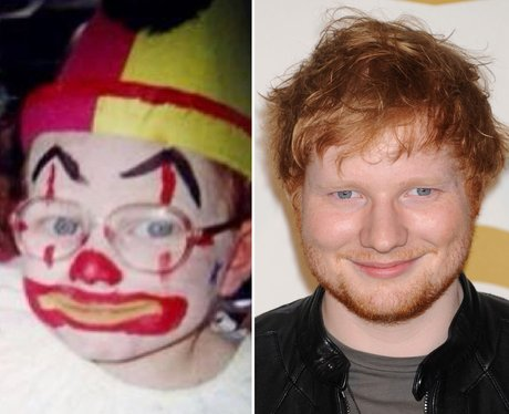 Ed Sheeran Before Famous