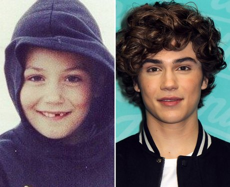 George Shelley Before Famous