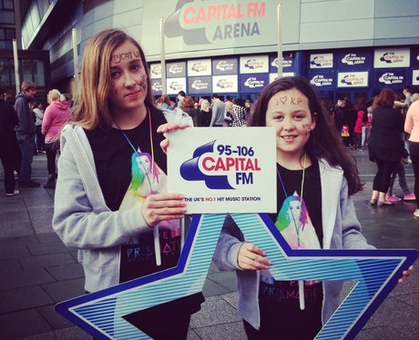 Katy Perry @ Capital FM Arena