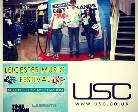 LMF at USC Highcross