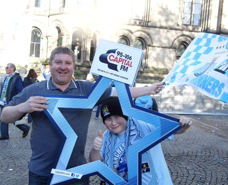 Manchester City Victory Parade (Part 1)