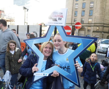 Manchester City Victory Parade (Part 2)