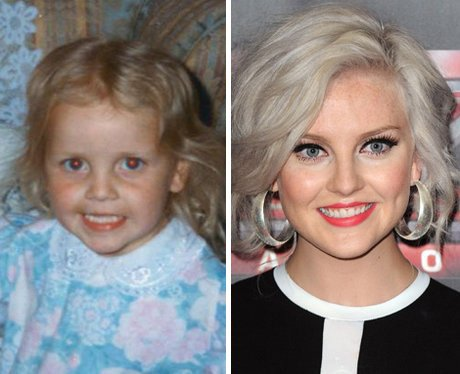 Perrie Edwards Baby Picture