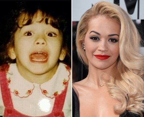 Rita Ora Before Famous