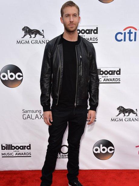 Calvin Harris Billboard Awards 2014