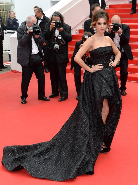 Cheryl In Cannes 2014