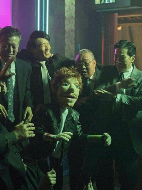 Ed Sheeran 'Sing' Music Video Teaser