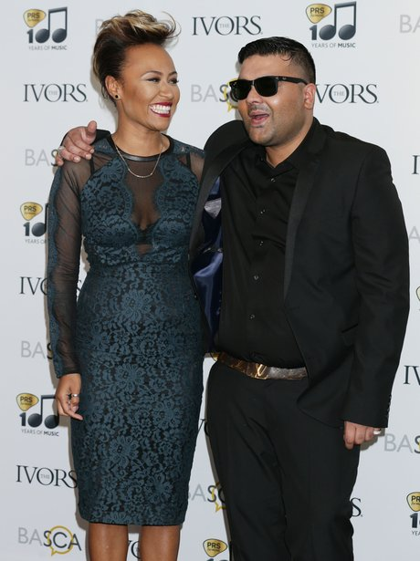Emeli Sande Ivor Novello Awards 2014