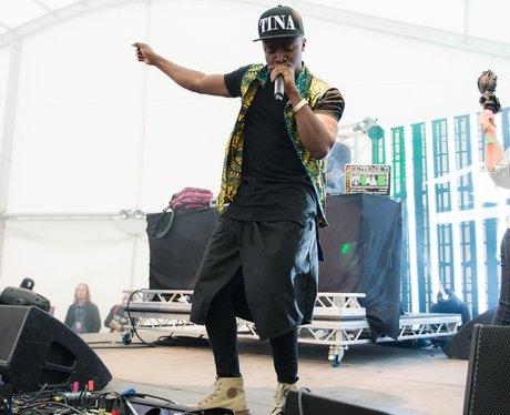 Fuse ODG at Birmingham Pride 2014