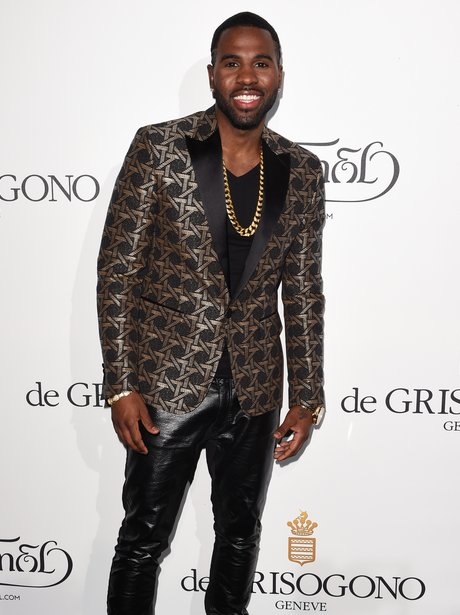 Jason Derulo in Cannes