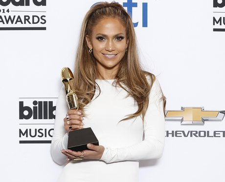 Jennifer Lopez at the Billboard Music Awards 2014