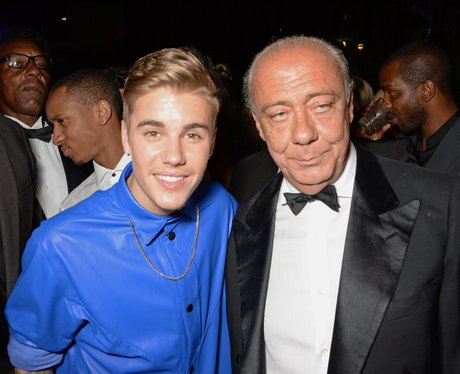 Justin Bieber in Cannes 2014
