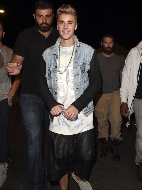 Justin Bieber Cannes 2014