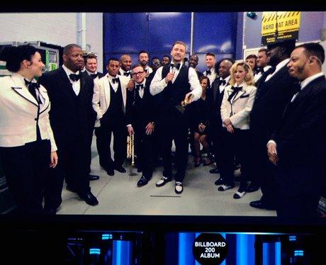 Justin Timberlake Billboard Awards 2014