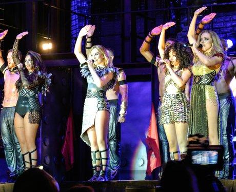 Little Mix 'Salute' Tour 2014