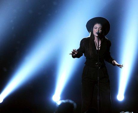 Lorde Billboard Awards 2014