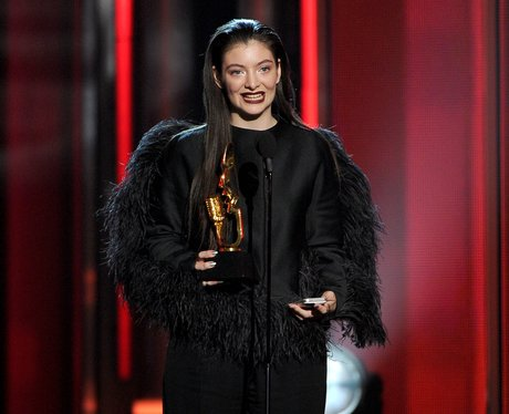 Lorde Billboard Awards 2014